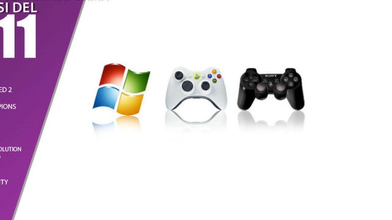 I Giochi Multipiattaforma piu' Attesi del 2011 - Prima Parte