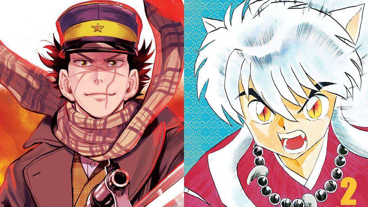 I mangaka di Golden Kamui e Inuyasha si aprono in un'intervista doppia