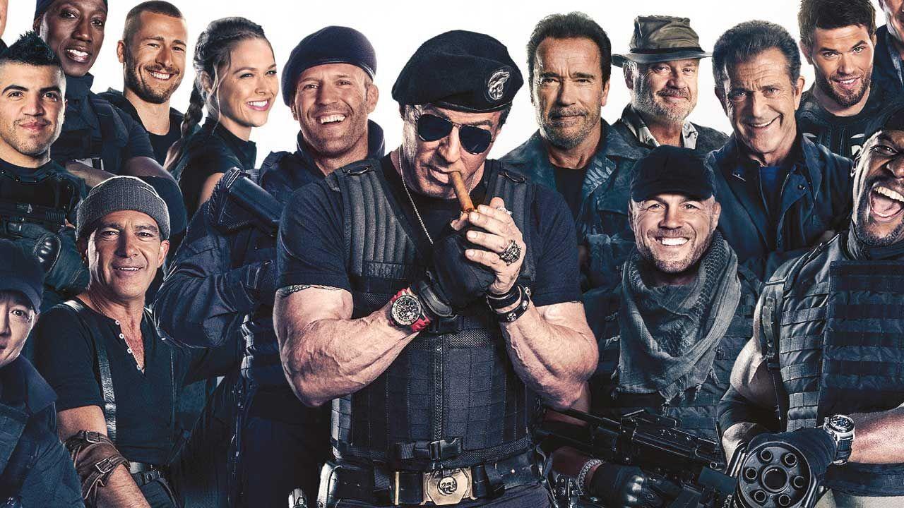 I Mercenari 4: Sylvester Stallone abbandona il progetto per divergenze creative