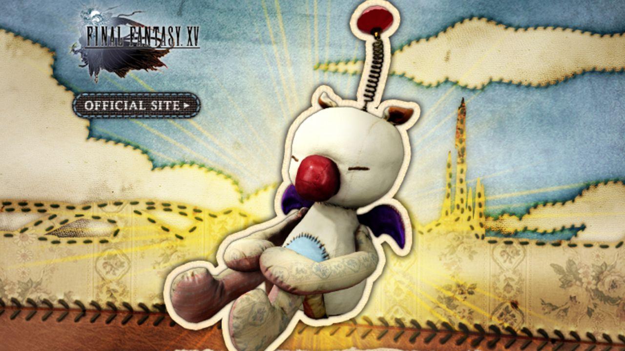 I Moguri saranno presenti in Final Fantasy XV, ma solo come oggetti portafortuna