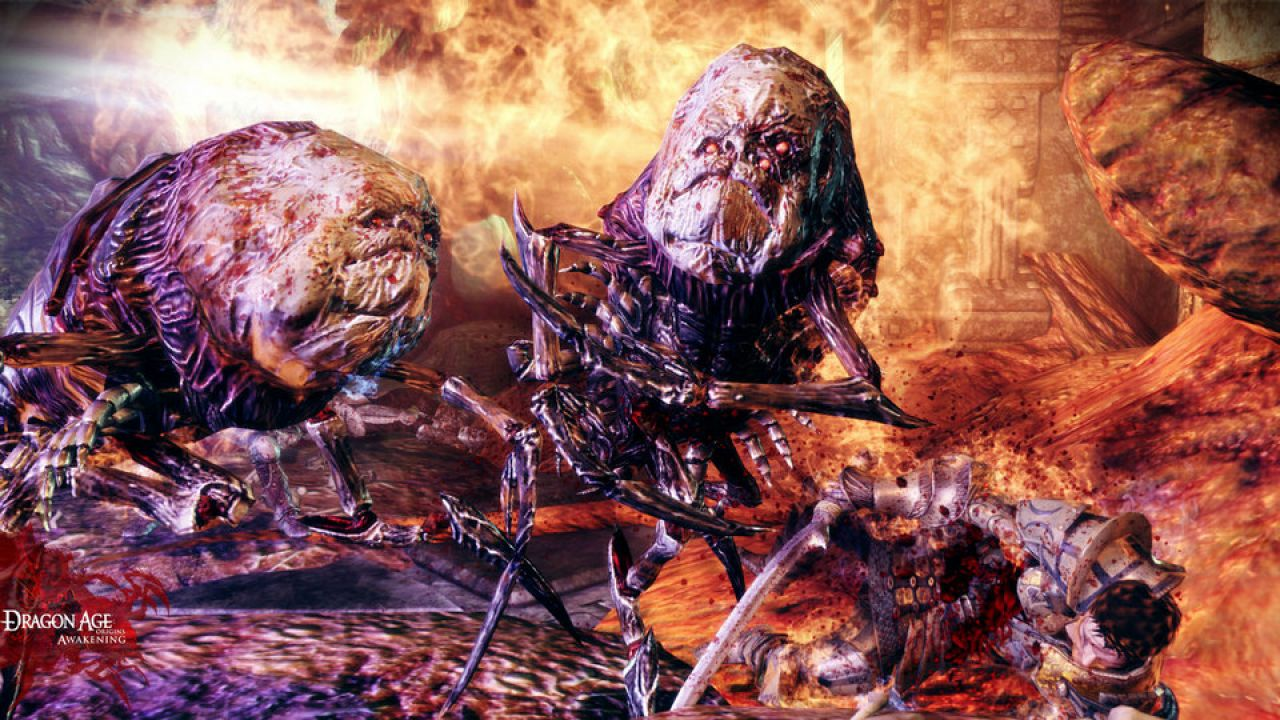 I motivi per i quali Dragon Age: Origins - Awakening non sarà un DLC