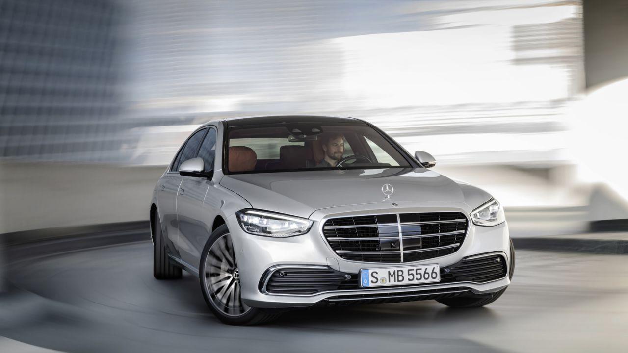 I motori della Nuova Mercedes-Benz Classe S 2020: connubio di tradizione e tecnologia