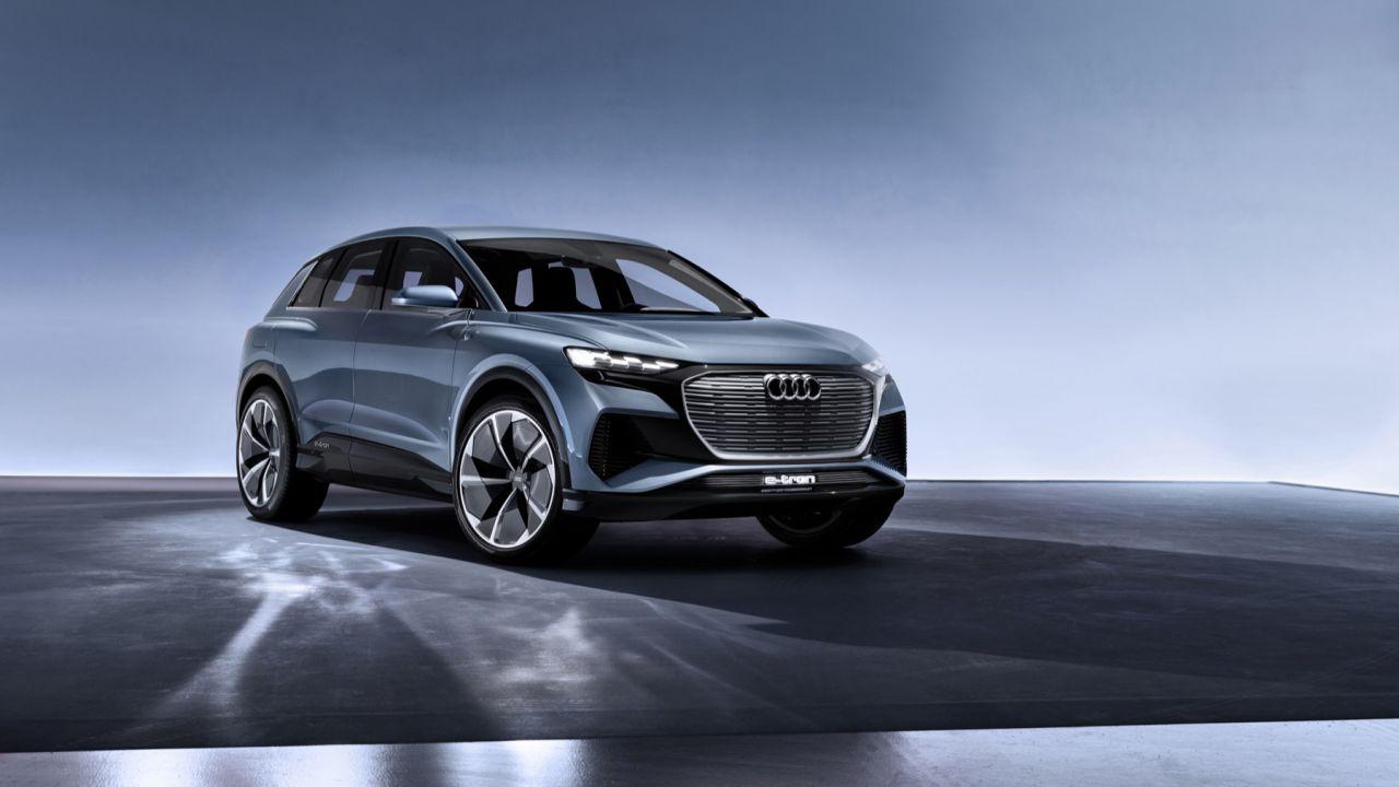 I norvegesi hanno una nuova auto preferita: la Audi E-Tron
