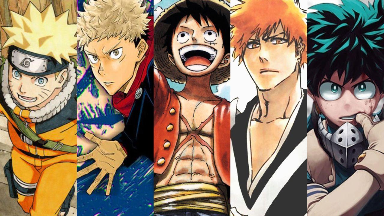I nuovi Big 3 contro i vecchi Big 3 di Weekly Shonen Jump: quali sono i manga più venduti?