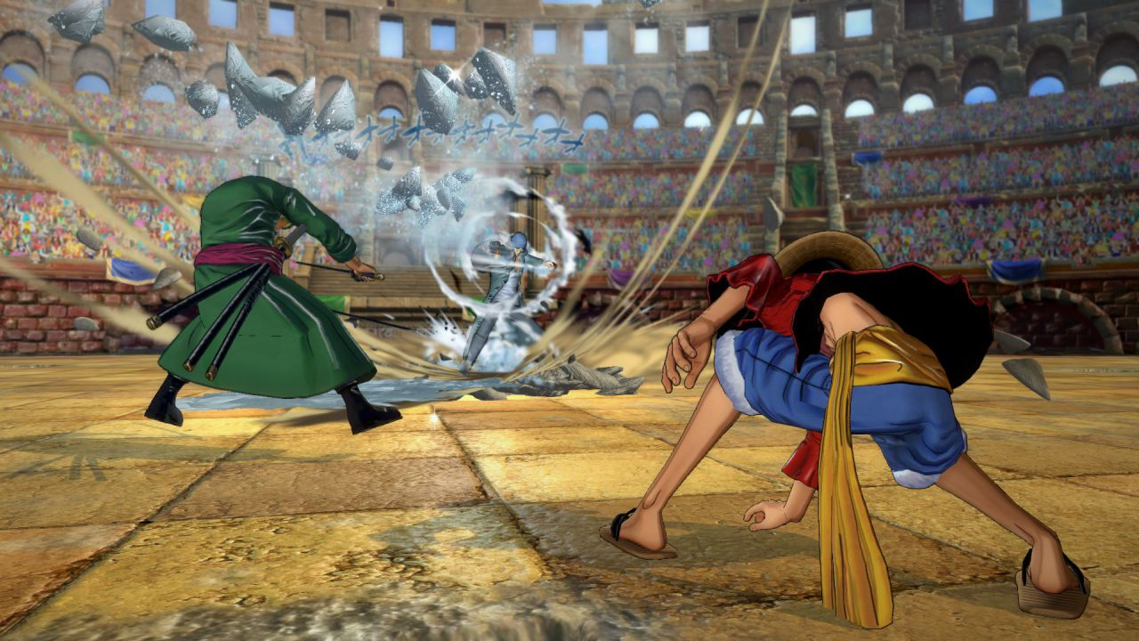 I nuovi personaggi di One Piece Burning Blood si presentano in tante immagini