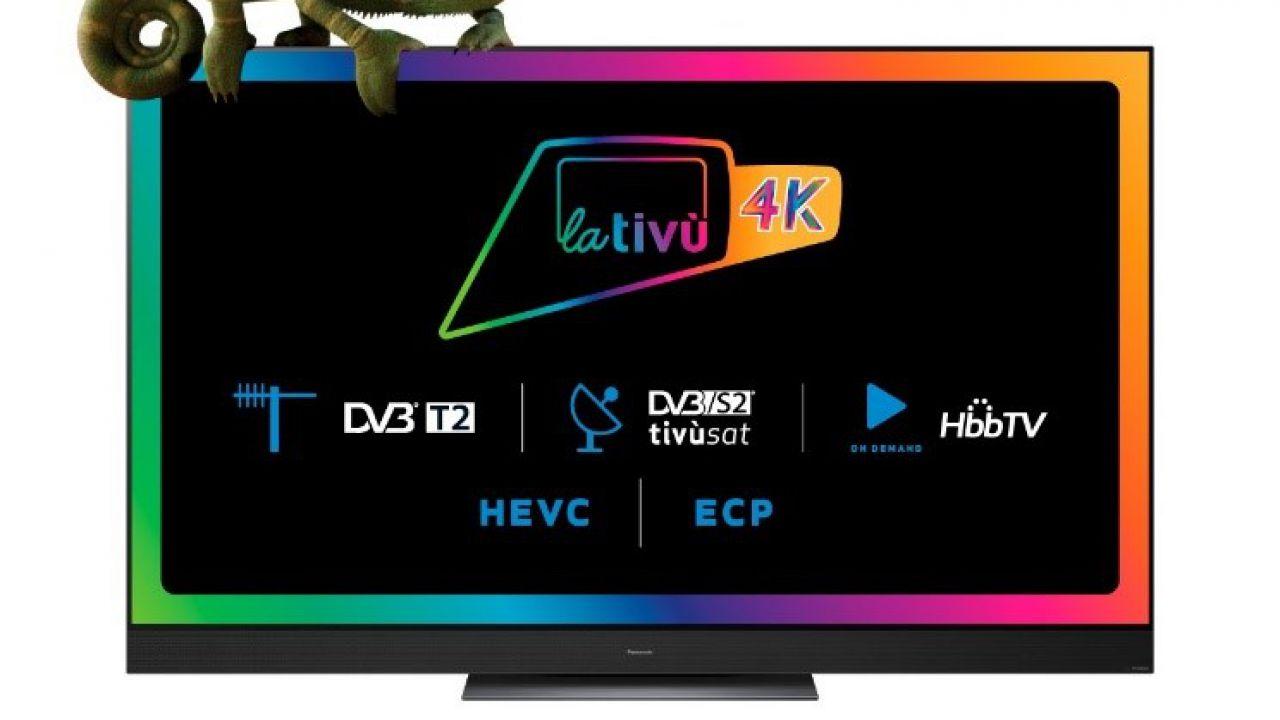I nuovi TV OLED ed LCD-LED di Panasonic hanno ottenuto la certificazione lativù 4K