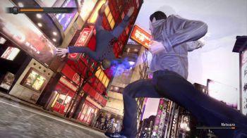 I personaggi di Yakuza 5 combattono in queste immagini
