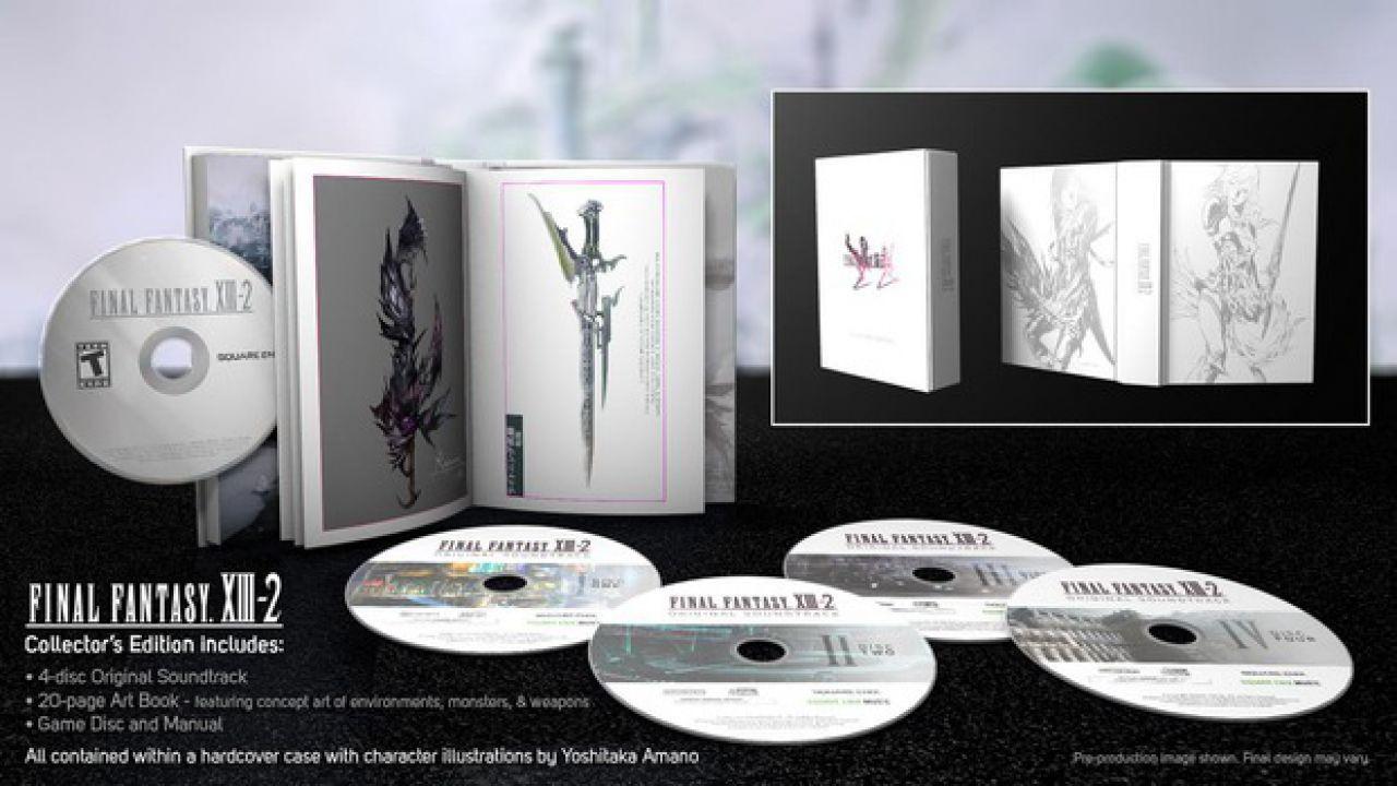 I personaggi di Final Fantasy XIII-2 diventano modelli per Prada