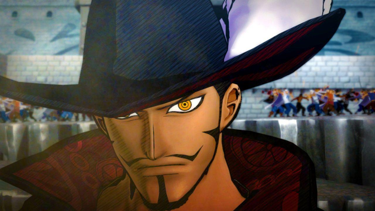 I personaggi di One Piece: Burning Blood si mostrano in nuovi scatti