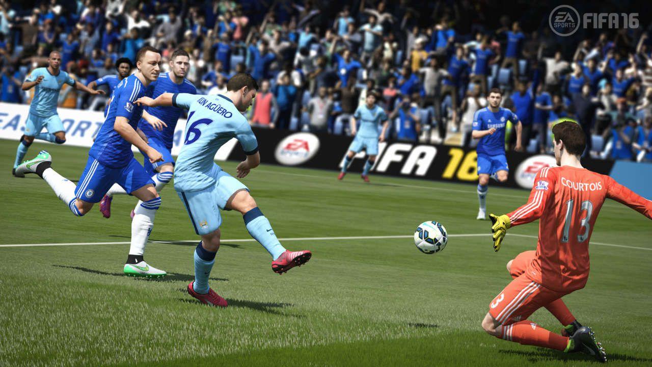 I portieri di FIFA 16 tornano a scuola calcio con la patch 1.02