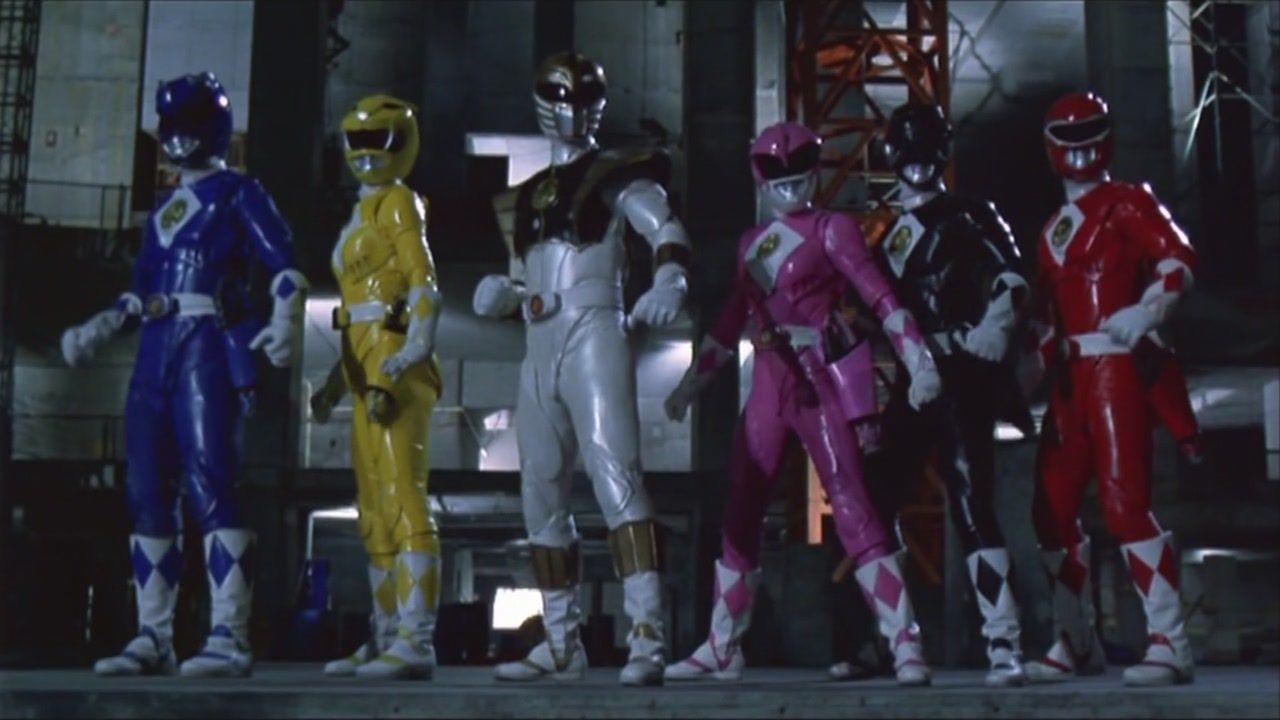 I Power Rangers cambiano look: la Hasbro pronta a un nuovo franchise