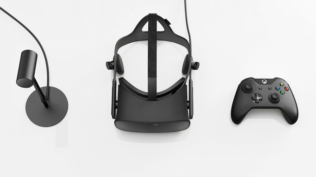 Oculus Rift, i preorder partono domani