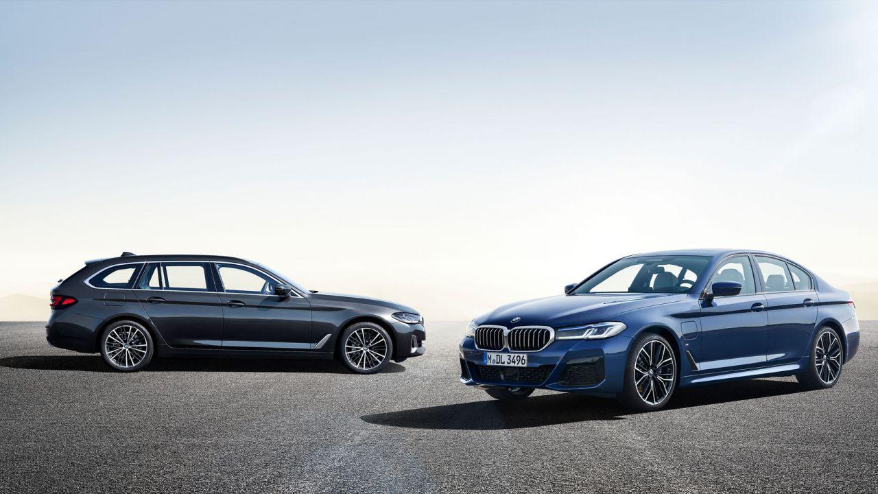 I prezzi ufficiali della nuova BMW Serie 5 2020, sia Berlina che Touring