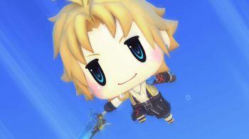 I primi 45 minuti di gameplay di World of Final Fantasy