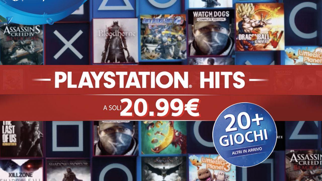 I primi giochi PS4 della collana PlayStation Hits sono ora in vendita su Amazon Italia