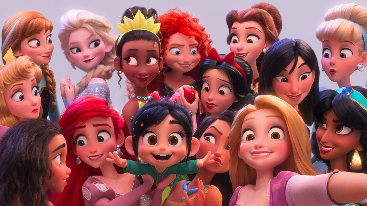 I registi di Ralph Spacca Internet aperti all'idea di uno spin-off sulle Principesse
