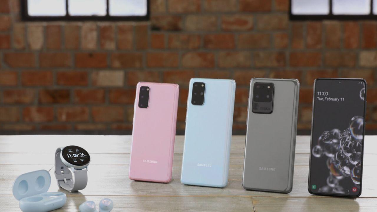 I Samsung Galaxy S20 sono già ufficiali in Olanda: caratteristiche e prezzi