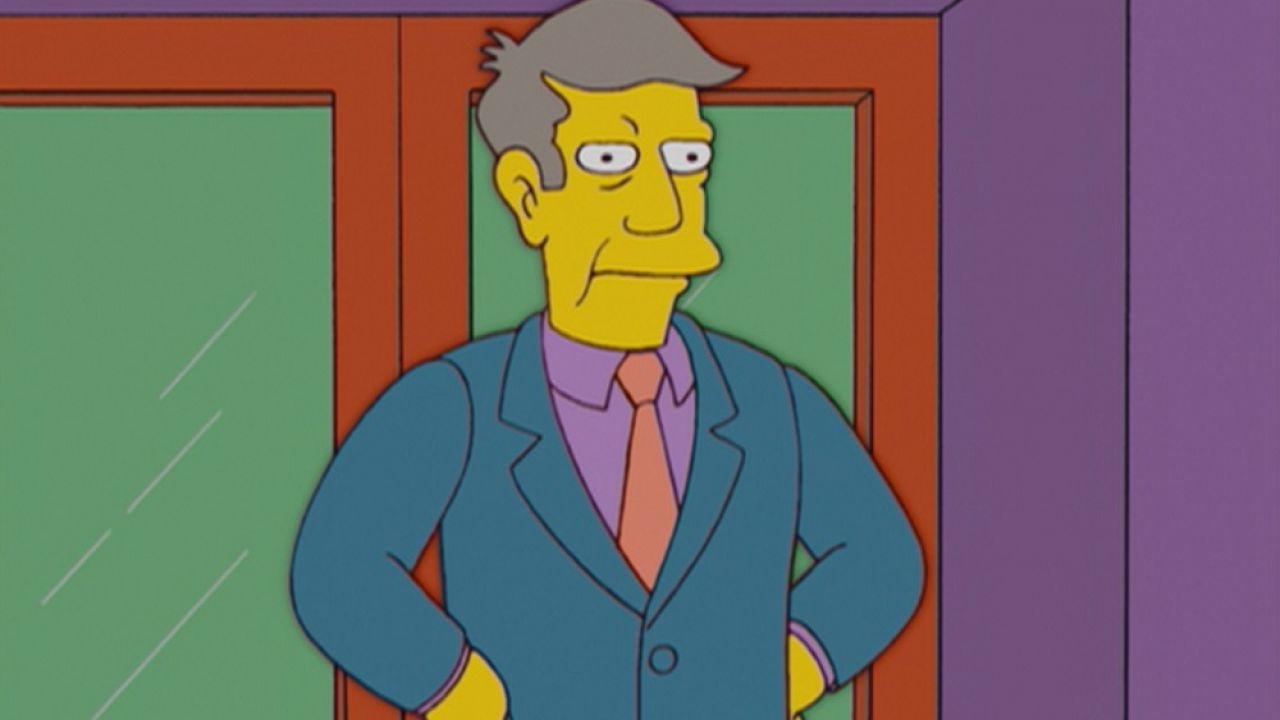 I Simpson, Google dedica a Skinner: un fantastico easter egg: scopriamolo insieme