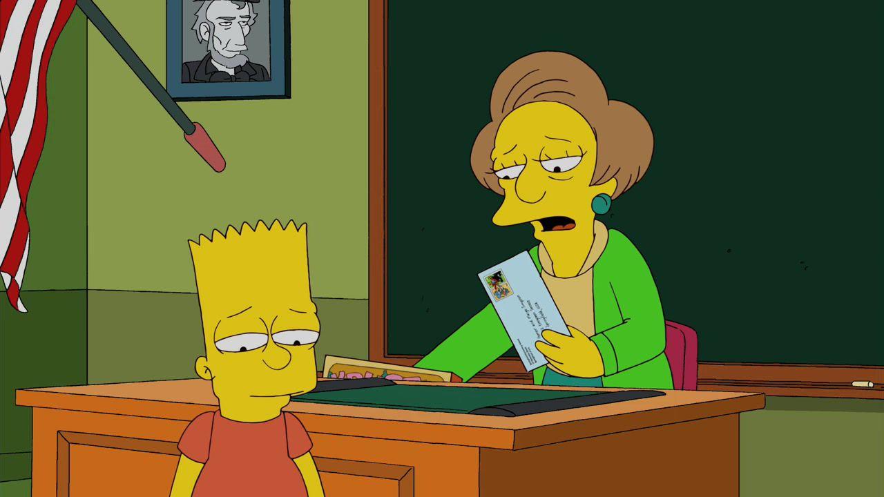 I Simpson: La Signora Krabappel ritorna in un episodio omaggio