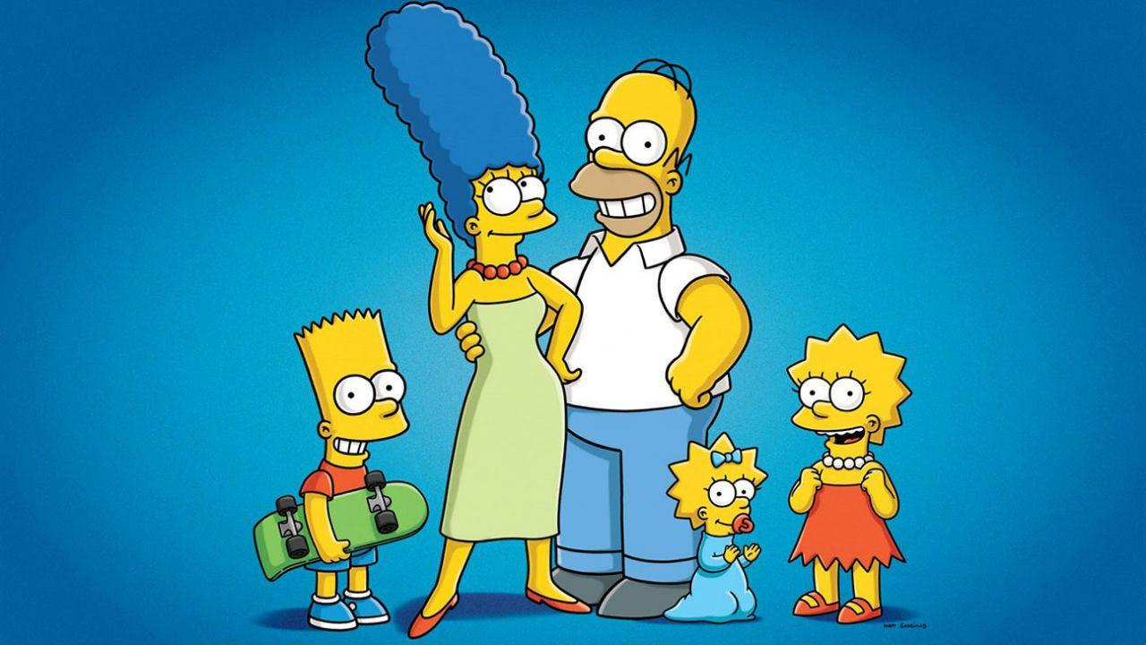 I Simpson, ecco quale sarà il titolo dello storico episodio n° 700