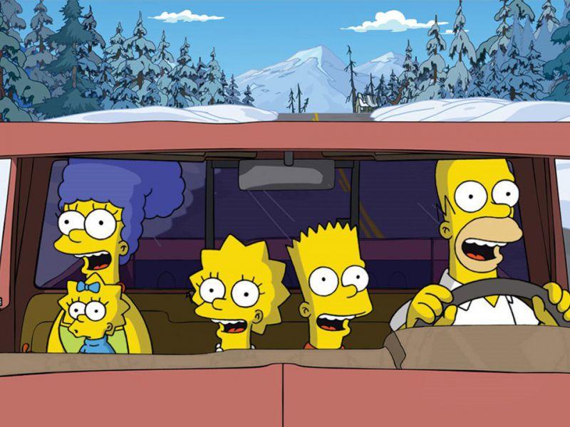 I Simpson, finalmente il trailer onesto del film di Matt Groening