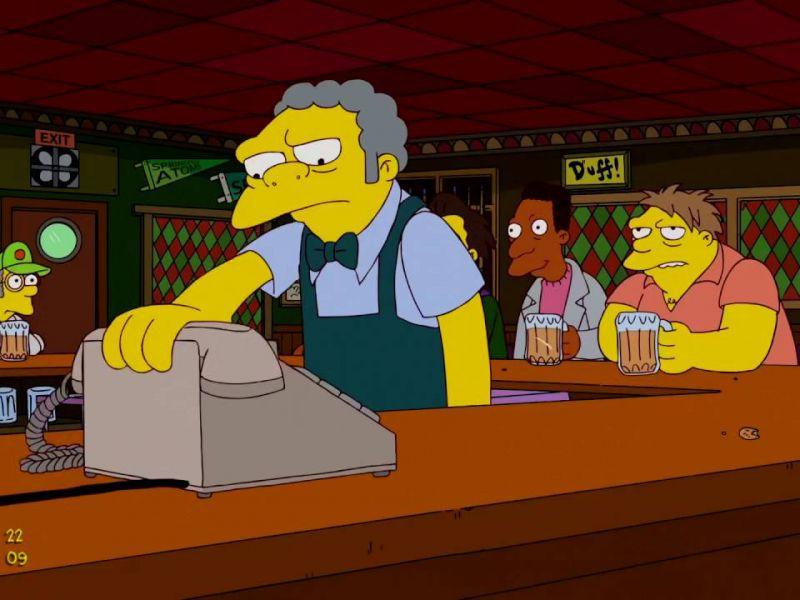 I Simpson, ecco un'incredibile teoria sugli scherzi telefonici di Bart