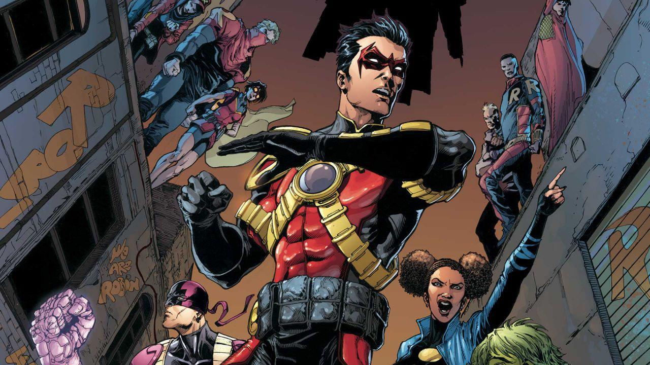 I Teen Titans in una storia Marvel: asta da record per il fumetto