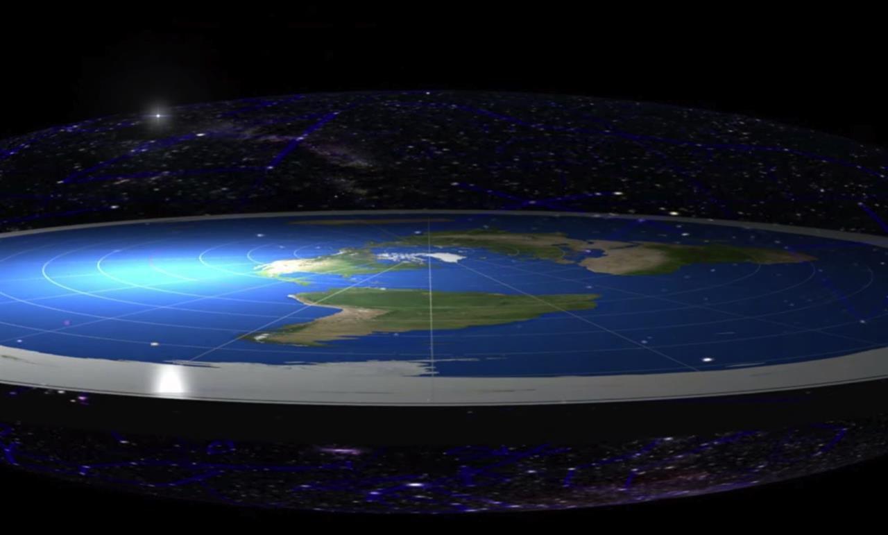 """I Terrapiattisti tornano alla carica a Le Iene: """"la Terra è piatta!"""""""