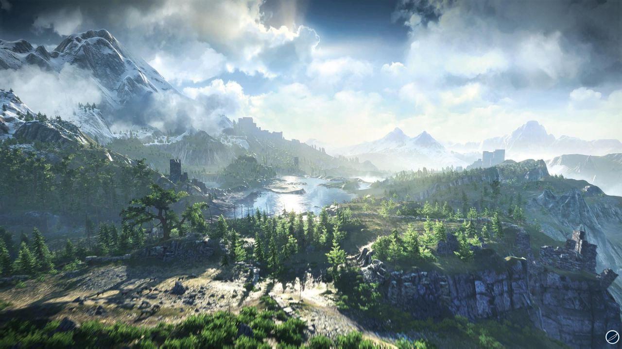 I tester di CD Projekt hanno finito The Witcher 3 in 25 ore