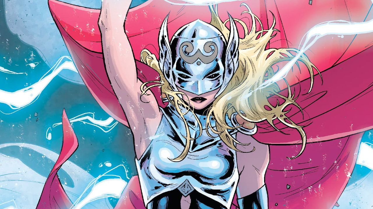I vertici della Marvel anticipano un gesto eroico che sconvolgerà i fan della potente Thor