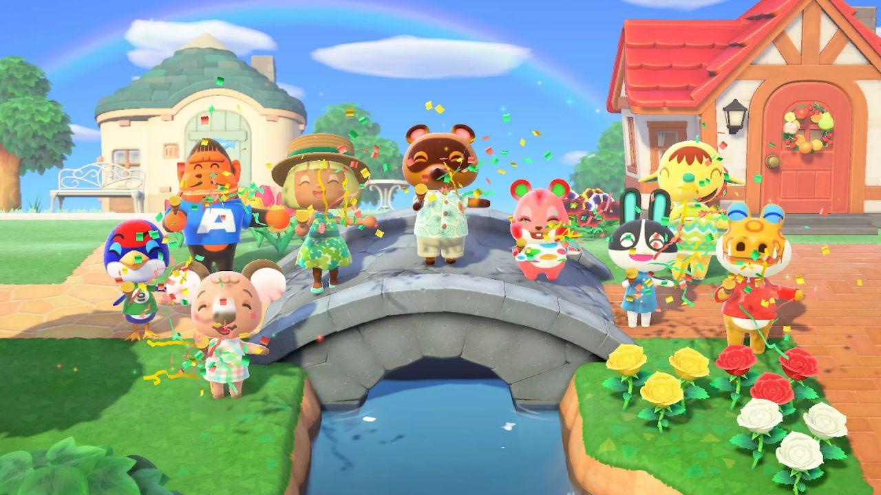 I videogiochi più venduti del 2020 su Amazon USA: Animal Crossing batte tutti