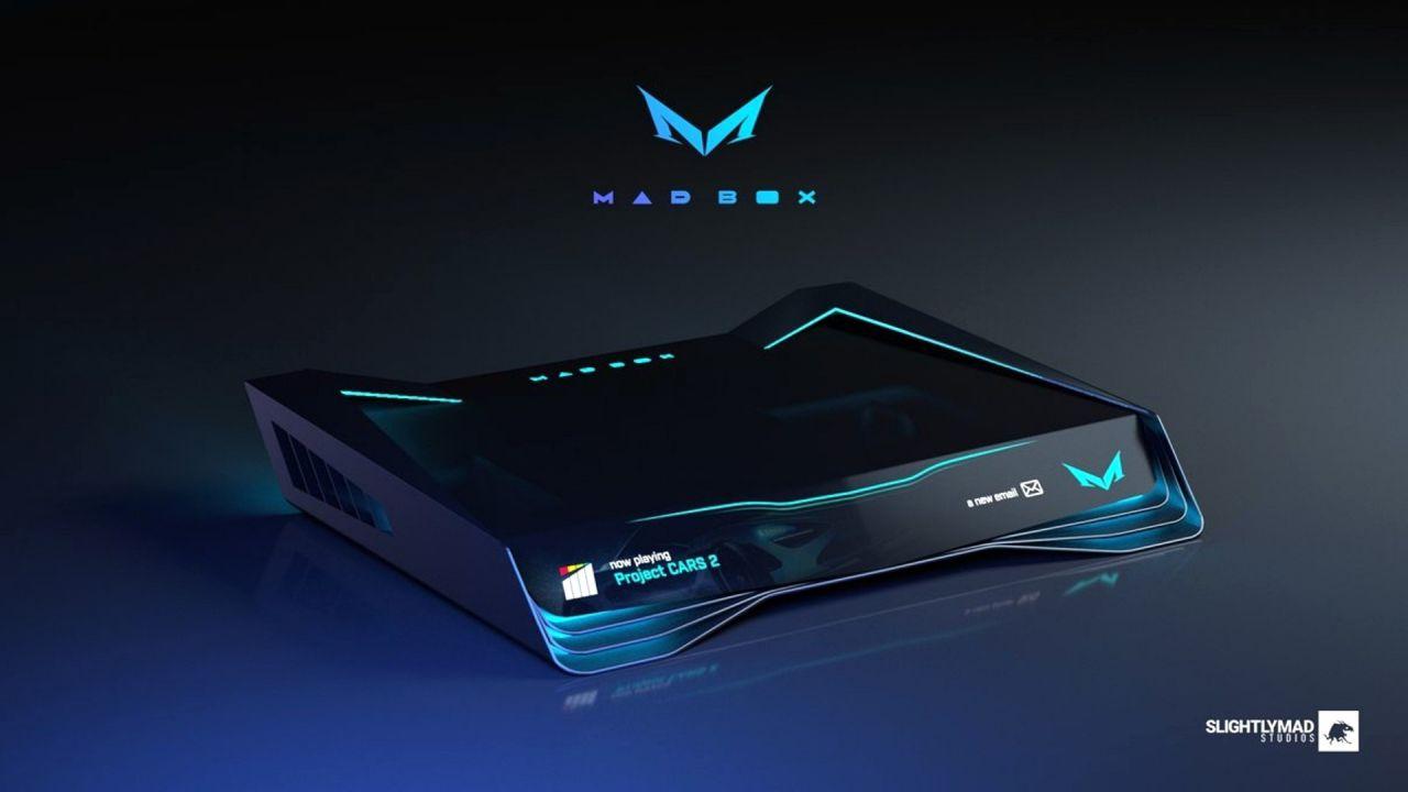 Ian Bell ha scelto il design definitivo della Mad Box