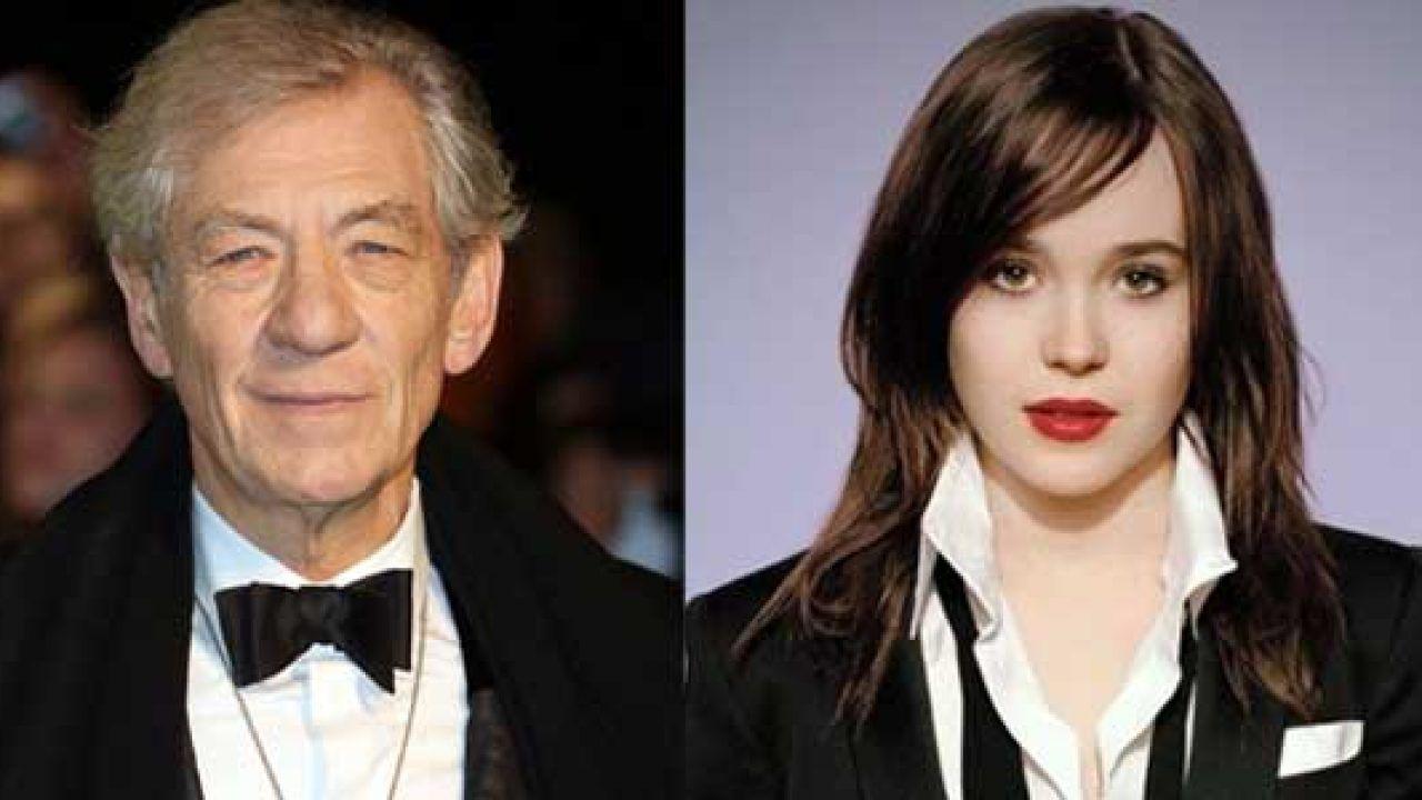 Ian McKellen supporta il coming out di Elliot Page: 'La tua voce dev'essere ascoltata'