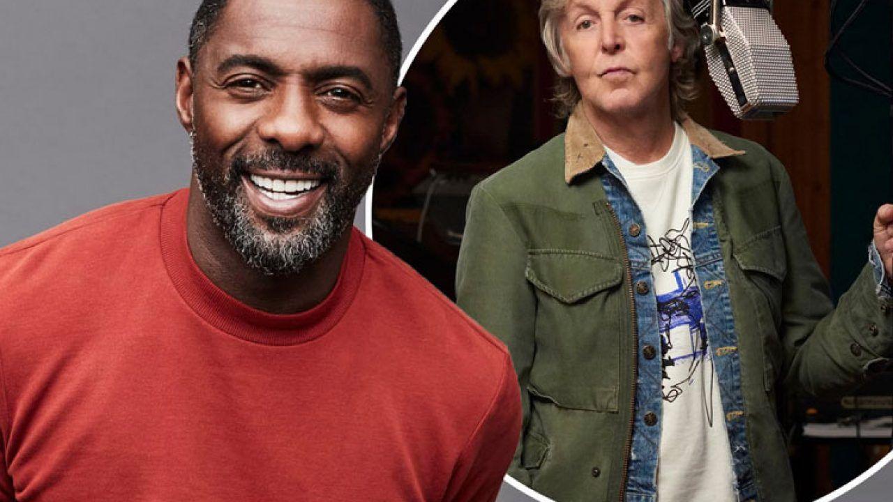 Idris Elba intervisterà Paul McCartney per BBC: 'È un onore, sono un grandissimo fan'