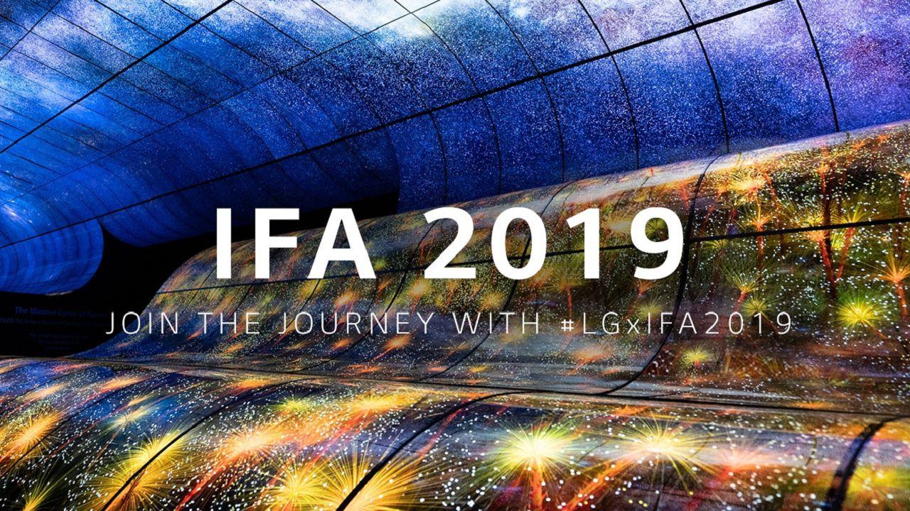 IFA 2019, da Huawei a Samsung fino a LG: orari e date di tutte le conferenze
