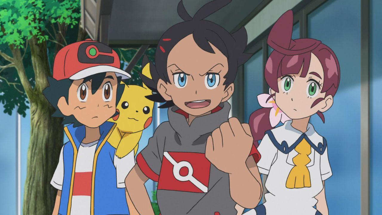Il 13° episodio della nuova serie Pokémon si mostra in un trailer ricco d'azione