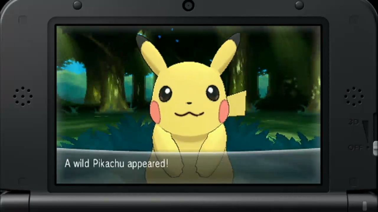Il 3DS vola nelle classifiche inglesi grazie a Pokemon GO