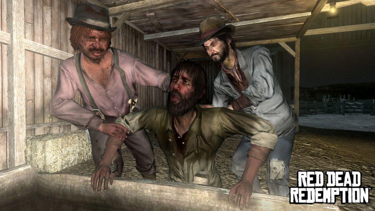 Il Bigfoot si aggira per le lande di Red Dead Redemption