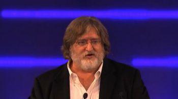 Il business di Valve è cresciuto del 50% in un anno, afferma Gabe Newell