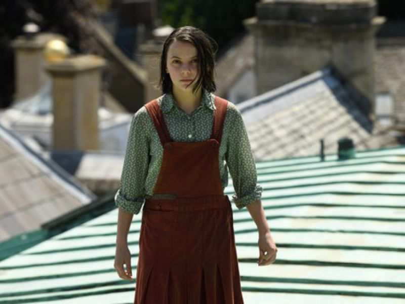 Il cast di His Dark Materials paragona Lyra a Greta Thunberg