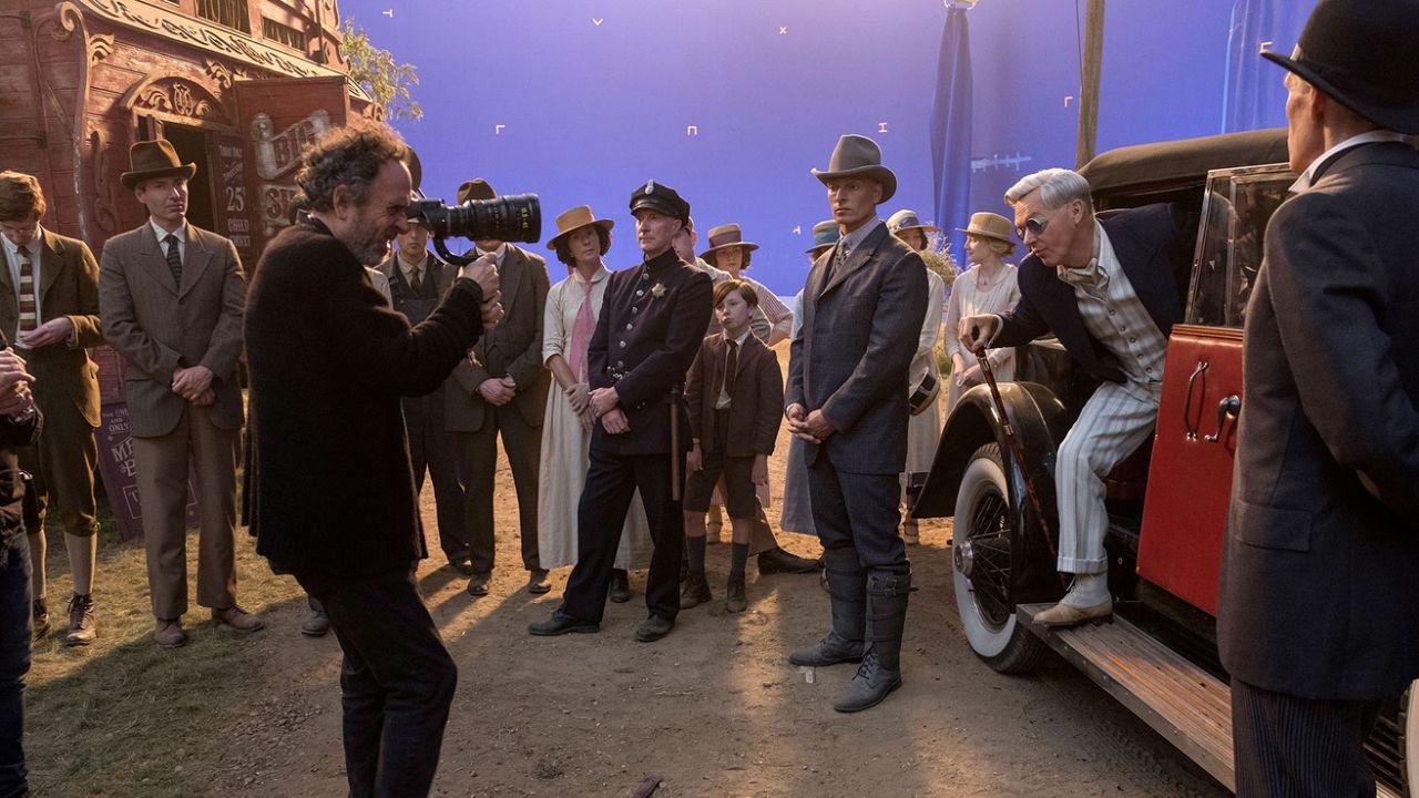 Il cast e la troupe di Dumbo discutono dell'adattamento live-action