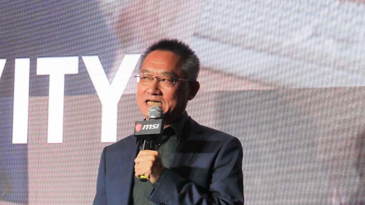 Il CEO di MSI muore cadendo dal settimo piano della sede di Taiwan