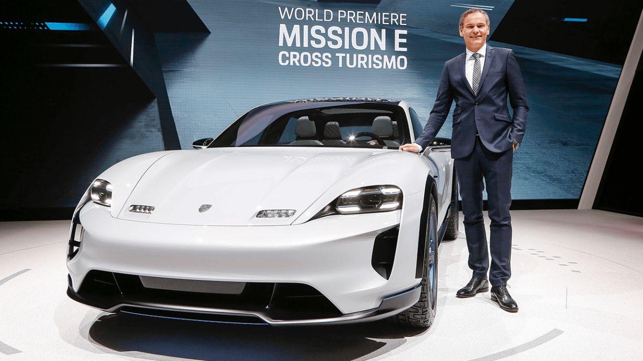 Il CEO di Porsche Oliver Blum si prepara a prendere lo scettro di Volkswagen?
