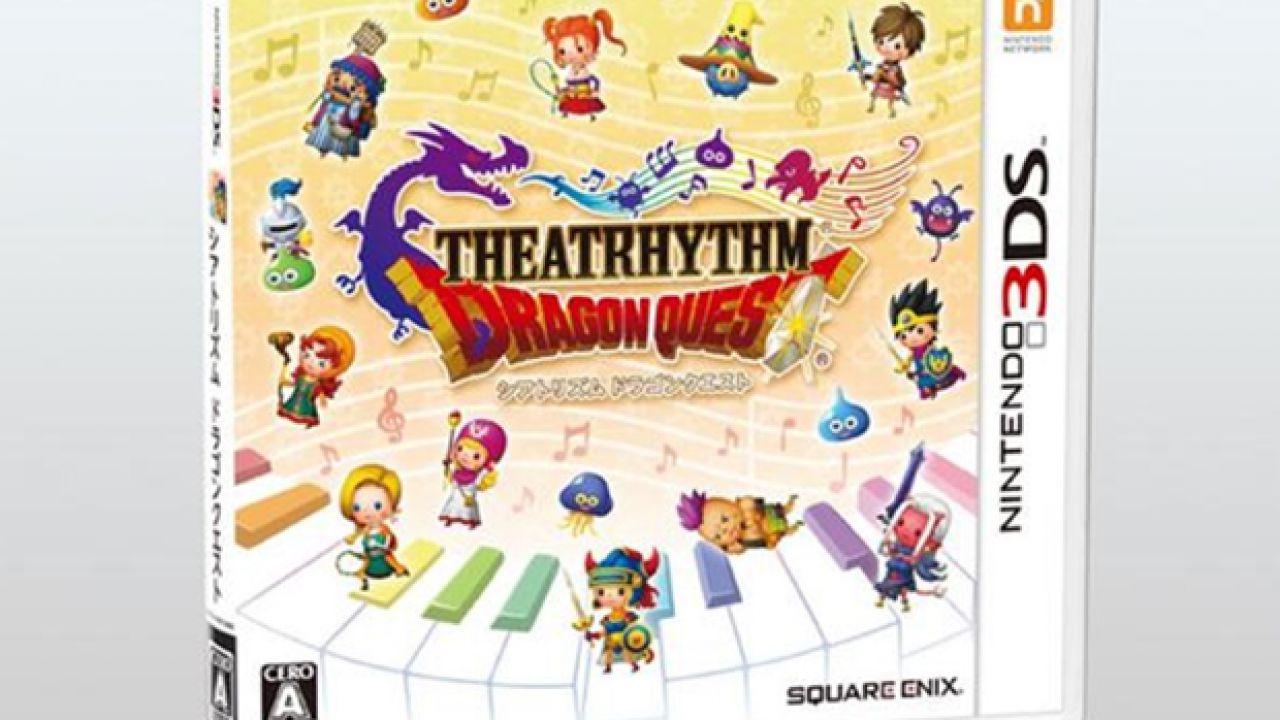 Il Challenge Mode di Theatrhythm Dragon Quest si mostra in un video gameplay