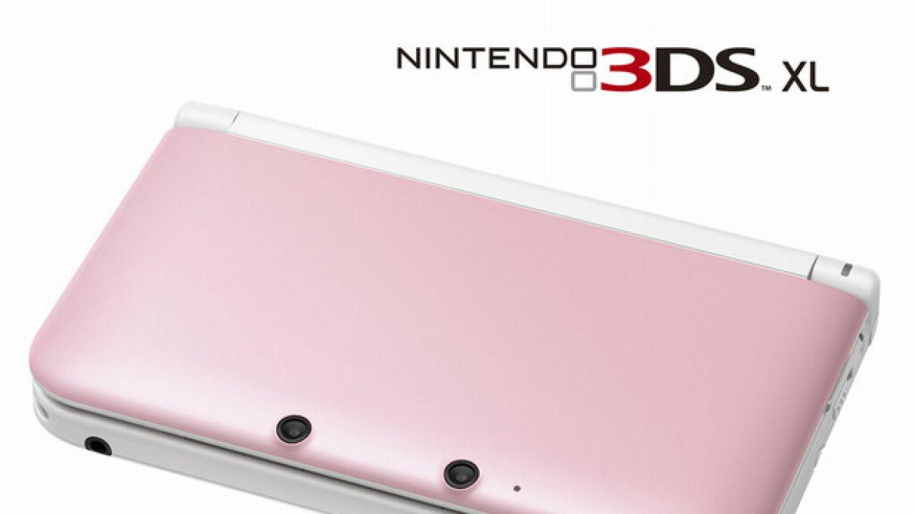 Il Circle Pad Pro del Nintendo 3DS XL in commercio in Giappone da metà Novembre