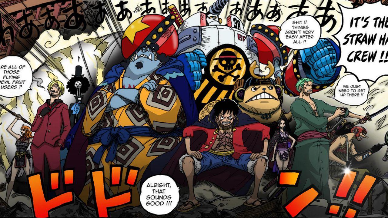 Il cliffhanger di ONE PIECE 995 ha presentato il deus ex machina per i Mugiwara?