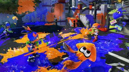 Il coloratissimo Splatoon giocato in single e multiplayer su Twitch - Replica Live 27/05/2015