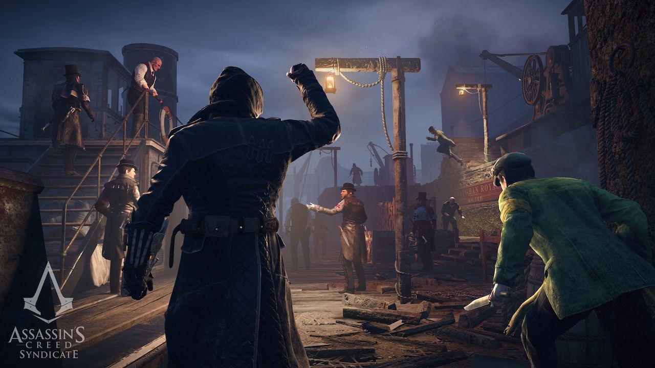 Il combattimento di Assassin's Creed Syndicate prevederà l'uso di molte armi nascoste