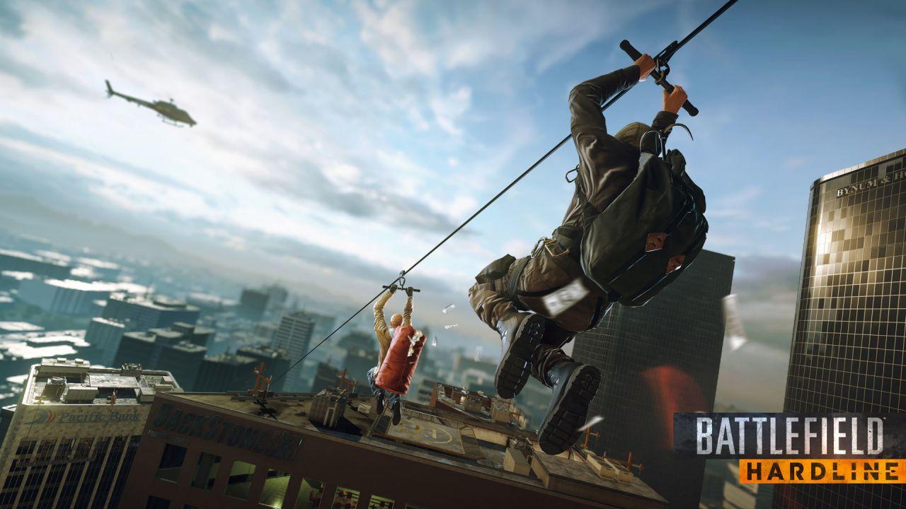 Il Community Test Environment di Battlefield Hardline debutterà a maggio