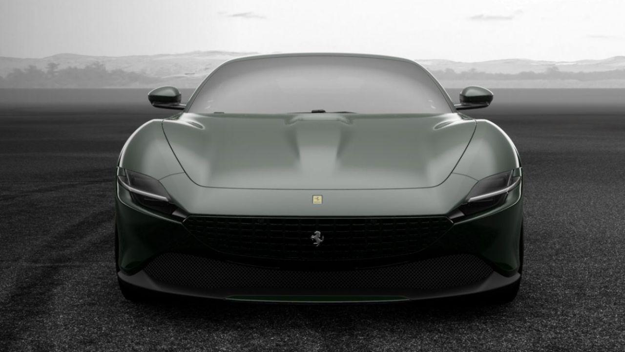 Il configuratore della Ferrari Roma è online, finalmente